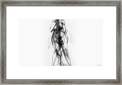 Putsche 5760 Faire Lamour Framed Print by Sir Josef - Social Critic -  Maha Art