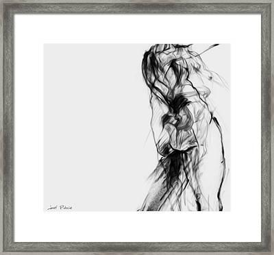 Putsche 5764 Faire Lamour Framed Print by Sir Josef - Social Critic -  Maha Art