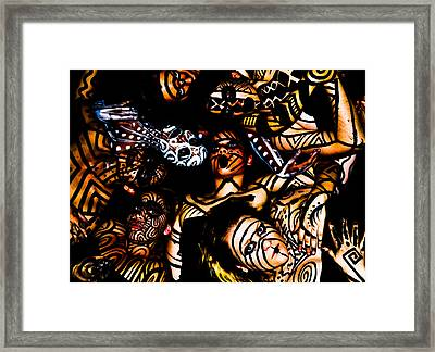 Pw Gp001 Framed Print