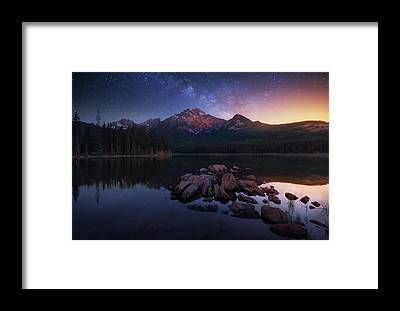 Reno Framed Prints