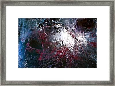 Pythia Framed Print by Petros Yiannakas