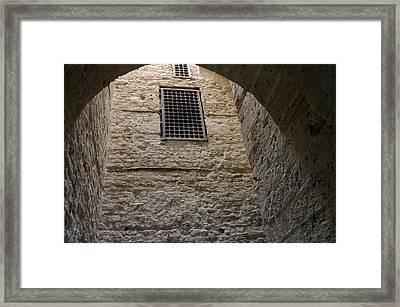 Qaytbay Memories Framed Print by Ahmed Tarek Shaffik
