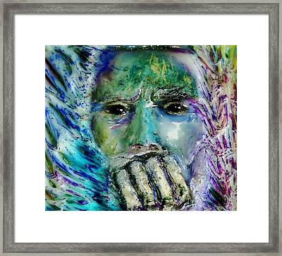 Quadro Inverso Framed Print by Bob Money
