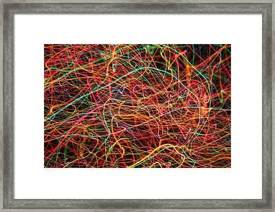 Quagmire Framed Print