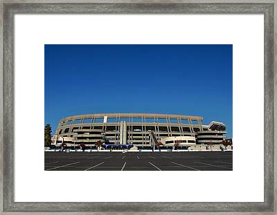 Qualcomm Stadium Framed Print by See My  Photos