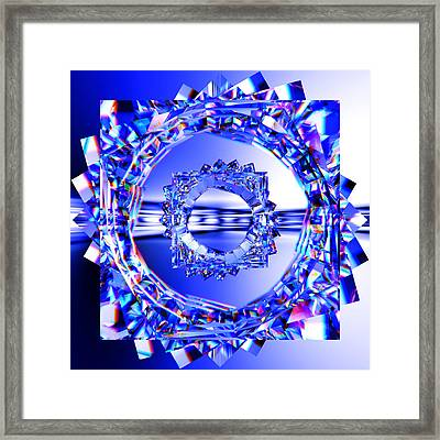 Quantum Light Framed Print by Andreas Thust