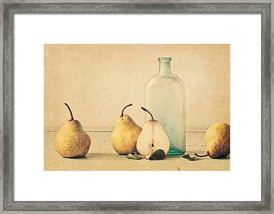 Quartet Framed Print