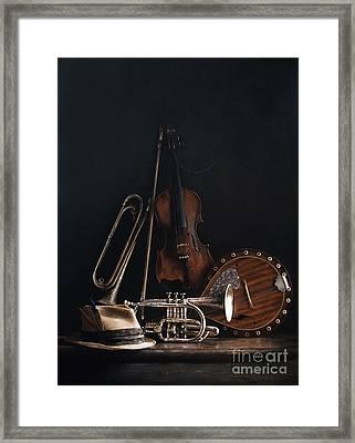 Quartet No.2 Framed Print by Larry Preston