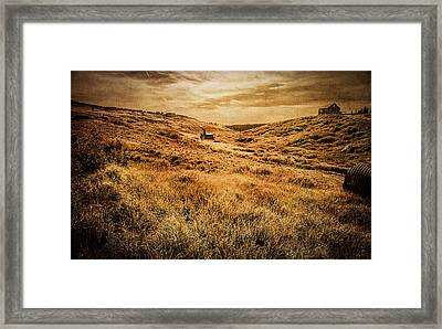Quartz Mountain 27 Framed Print