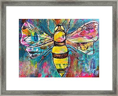 Queen Bee #2 Framed Print