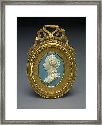 Queen Charlotte Q Framed Print by Litz Collection