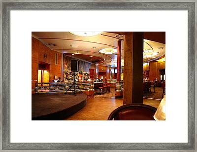 Queen Mary - 121224 Framed Print
