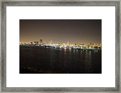 Queen Mary - 121229 Framed Print by DC Photographer
