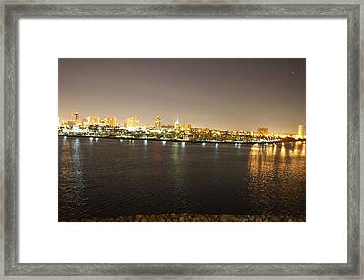 Queen Mary - 121231 Framed Print
