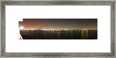 Queen Mary - 121234 Framed Print by DC Photographer