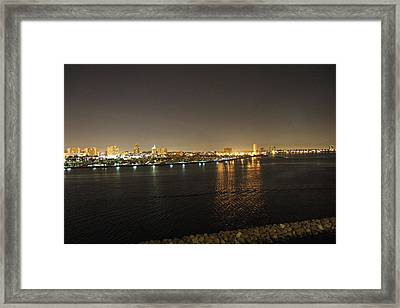 Queen Mary - 121238 Framed Print by DC Photographer