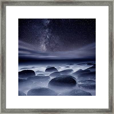 Quest For The Unknown Framed Print
