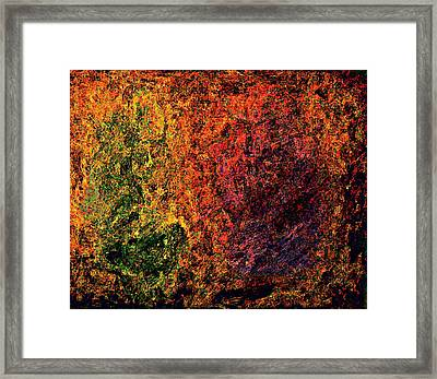 Quest Framed Print by Stanley Funk