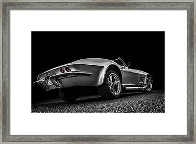 Quick Silver Framed Print by Douglas Pittman