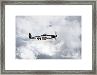 Quicksilver Framed Print by J Biggadike
