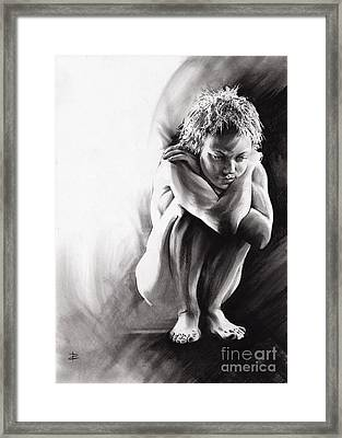 Quiescent II Framed Print