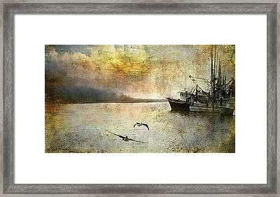 Quiet Morn Framed Print