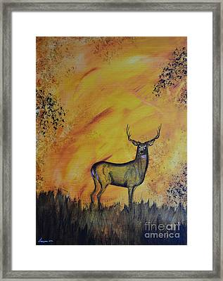 Quiet Time3 Framed Print by Laurianna Taylor