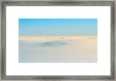 Quiete Framed Print