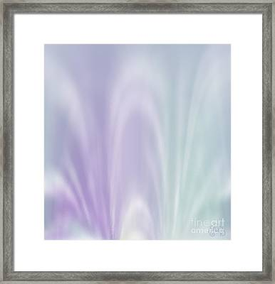 Quietly Framed Print by Patricia Kay