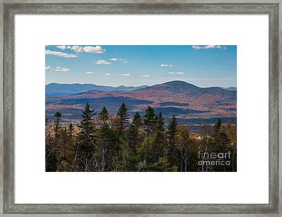 Quill Hill Framed Print by Brenda Giasson