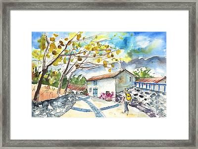 Quillan 02 Framed Print by Miki De Goodaboom