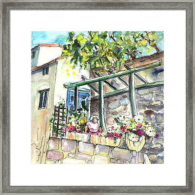 Quillan 04 Framed Print by Miki De Goodaboom