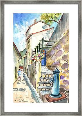 Quillan 05 Framed Print by Miki De Goodaboom