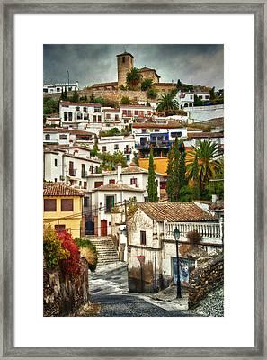 Quintessential Spain Framed Print