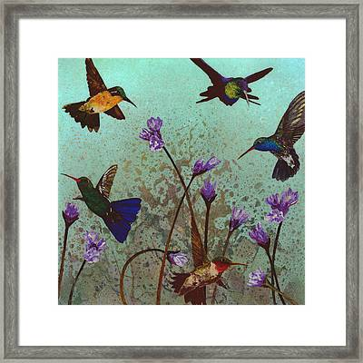 Quintet Framed Print by Fred Chuang