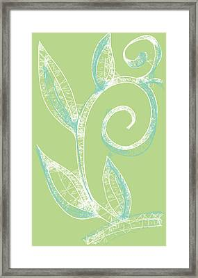 Quite Spring Framed Print by Rajaa Qassim
