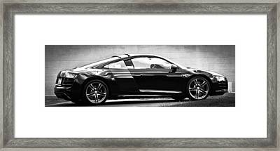 R8 Dreaming Framed Print