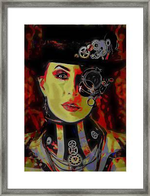 Ra Si Anna Framed Print by  Fli Art