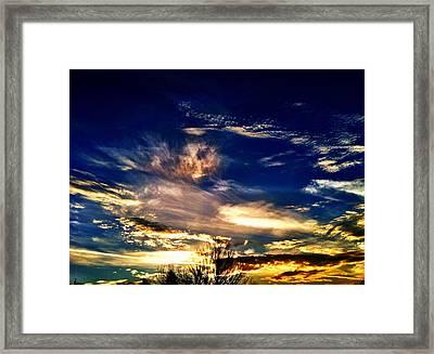 Rabin Framed Print