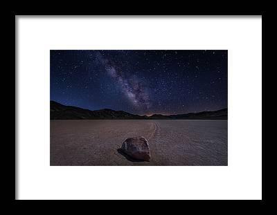 Death Valley Framed Prints