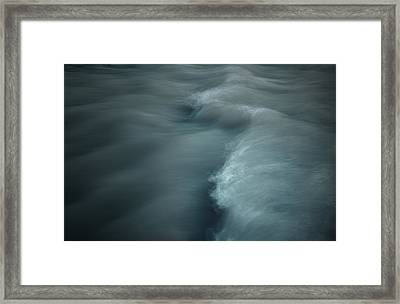 Racing To Repeat Framed Print