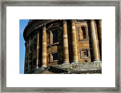 Radcliffe Camera Framed Print by Joseph Yarbrough