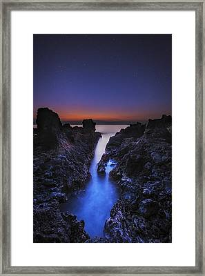 Radiance Framed Print by Hawaii  Fine Art Photography