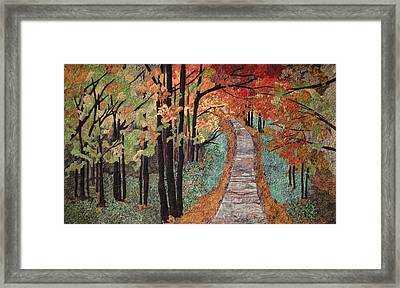 Radiant Beauty Framed Print by Anita Jacques