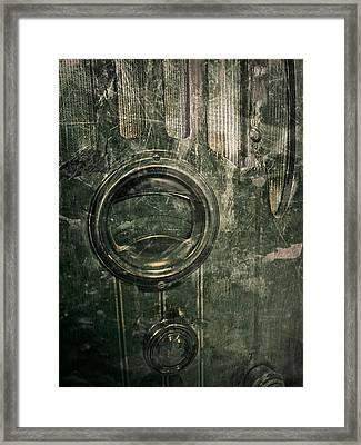 Radio Days Framed Print by Scott Kingery