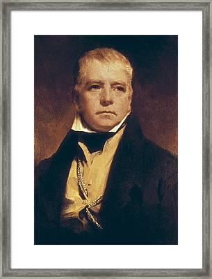 Raeburn, Sir Henry 1756-1823. Sir Framed Print by Everett