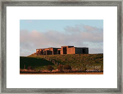 Raf Bempton Framed Print by David  Hollingworth