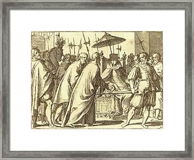 Raffaello Schiaminossi Framed Print by Litz Collection