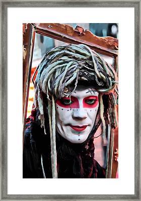 Raggedy Ann Framed Print by James Stough