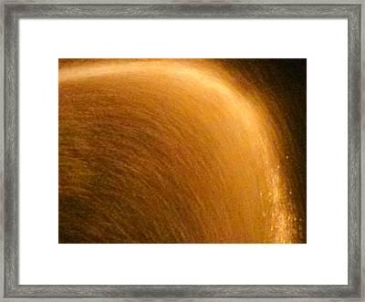 Rain Arch Framed Print by Chasity Johnson